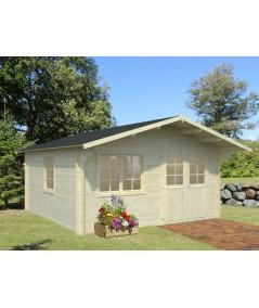 Caseta de jardín COLMAR