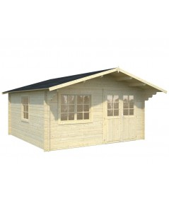 """Caseta de jardín """"BRITTA 17,5 m2"""""""