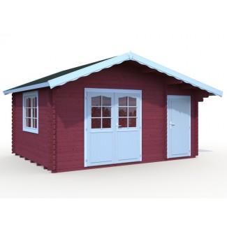 Caseta de jardín LUISE