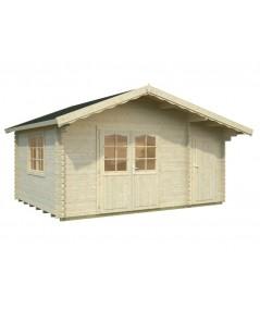 Caseta de jardín  EMMA 14.2  m2