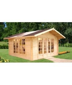 """Caseta de jardín """"IRENE 13.9 m2"""""""