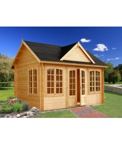 """Caseta de jardín """"CLAUDIA 11,5 m2"""""""