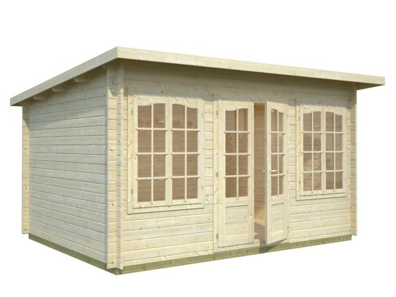 Caseta de jardín LISA 11,5 m2