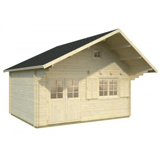 "Casa de madera ""ERICA"""