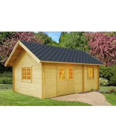 "Casa de madera  ""SANDRA 29,9 m2"""