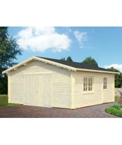 Garaje de madera  ROGER 27,7 m2