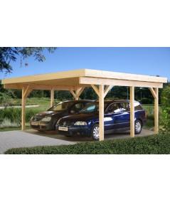 "Carport de madera ""KARL 1"""