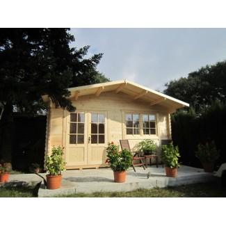 Caseta de jardín ALTEA 4X8