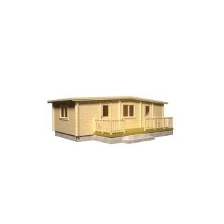 """Casa de madera """"MOLLY 1"""""""