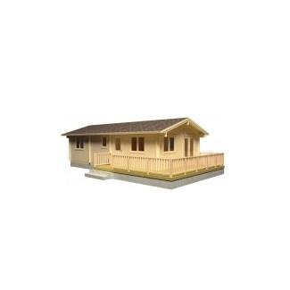"""Casa de madera """"MOLLY 2"""""""