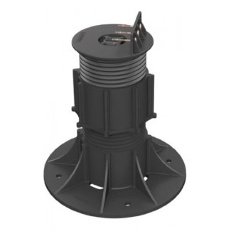 Soportes regulables con cabezal autonivelante,  28-38 mm