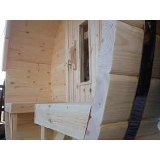 SAUNA BARRIL 2.4 PLUS