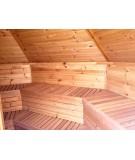 "Caseta de madera ""Grill Cabin 7.0"""