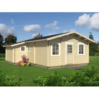 """Casa de madera  """"EMILY 39,2 m2"""""""