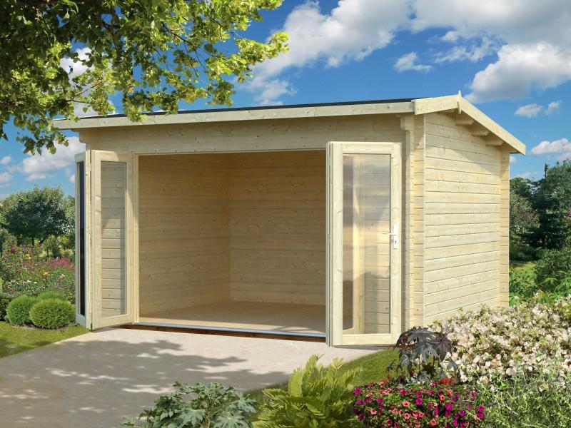 Casa de jardín INES 11,1 m2