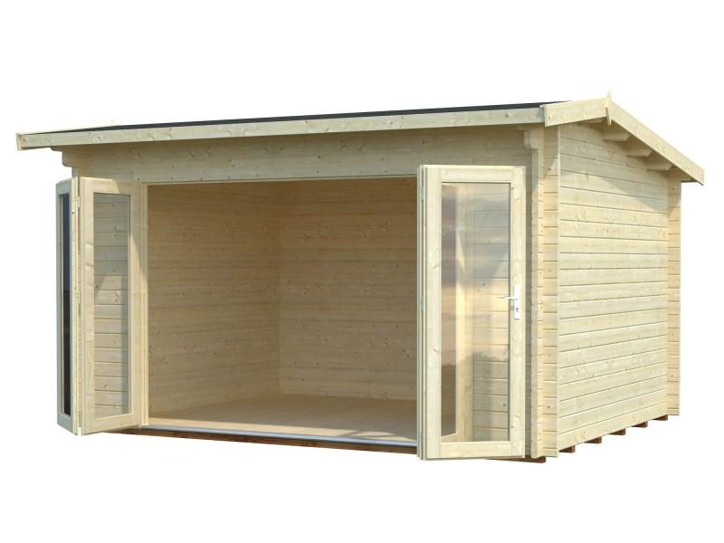 Casa de jardín INES 13,7 m2