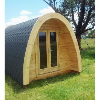 Camping Pod 5.9 con baño
