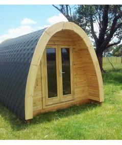 Camping Pod  3.0 x 5.9 con WC