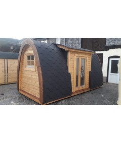 Luxury Camping Pod 4.8  PLUS