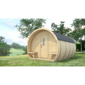 Camping Barril 4.8 WC