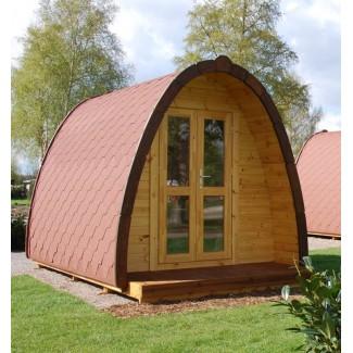 Camping Pod 2.4 x 2.4 m