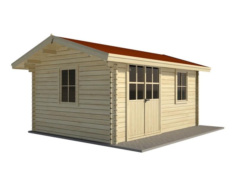 Caseta de jardín  ROA 5X4