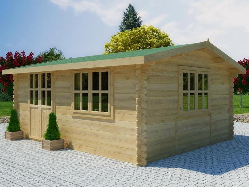 Caseta de jardín  ZOYA 5X4