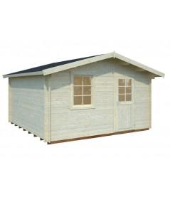 "Caseta de jardín ""LAURA 14.0  m2"""