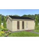 "Casa de madera ""CHARLOTTE 21,5 m2"""
