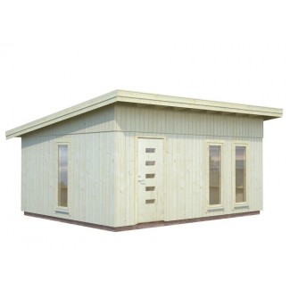 "Casa de madera ""ANNIKA  21,5 m2"""