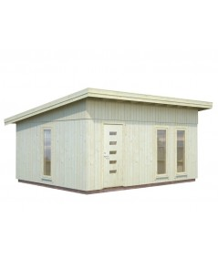 "Casa de fusta ""SANDRA"""
