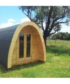 Luxury Camping Pod 2.4 x 5.9