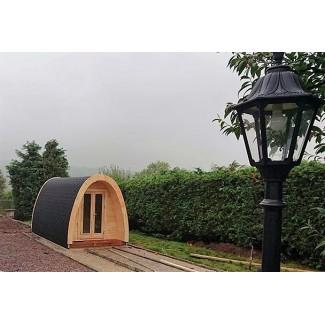 Luxury Camping Pod 2.4 x 4.8