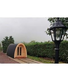 Camping Pod 2.4 x 4.8 LUXURY