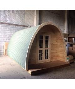 Camping Pod  3.0  x 4.8 con WC