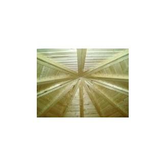 Caseta pabellon  VERONICA 4 6,7 m2