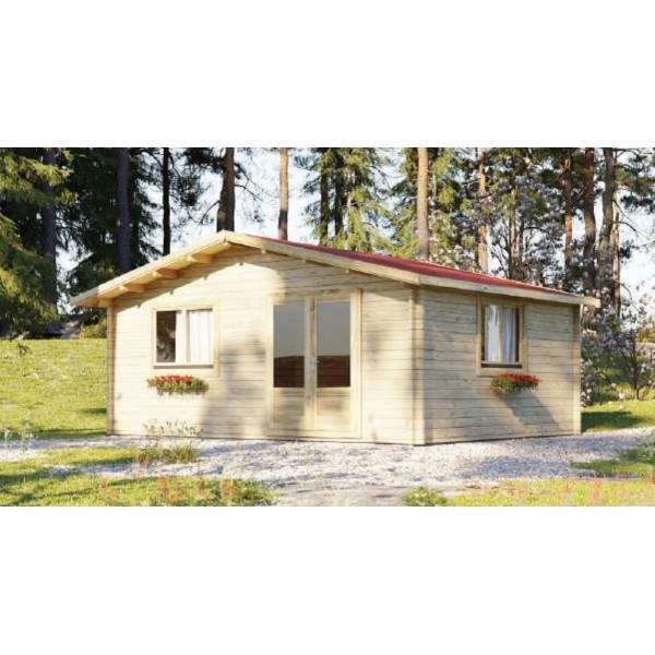 Caseta de jardin MIRANDA 4x4