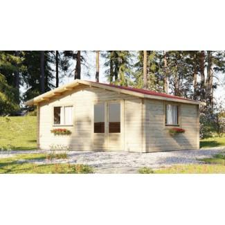 Caseta de jardín MIRANDA 5x5