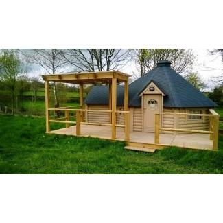 """Caseta de madera """"Grill Cabin 16.5 PLUS 2.5"""""""