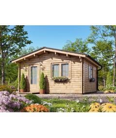 Caseta de jardín DENIA 4x4 , 16 m2