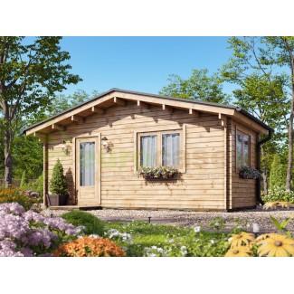 Caseta de jardín DENIA 5x3 , 15 m2