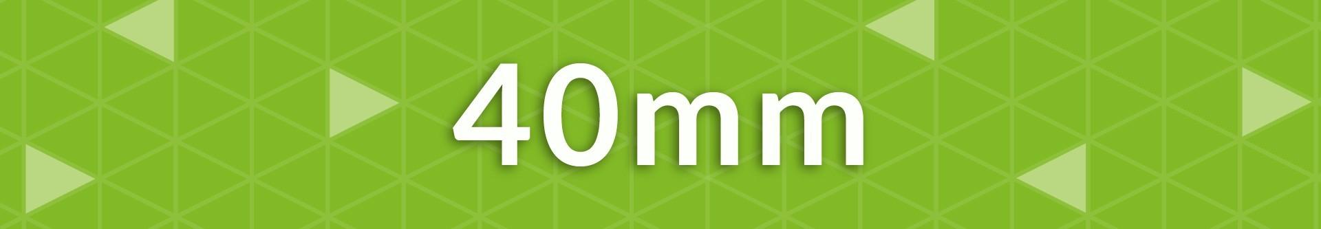 Grosor 40 mm