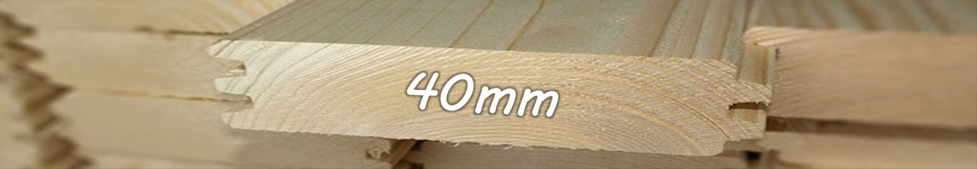 Gruix 40 mm