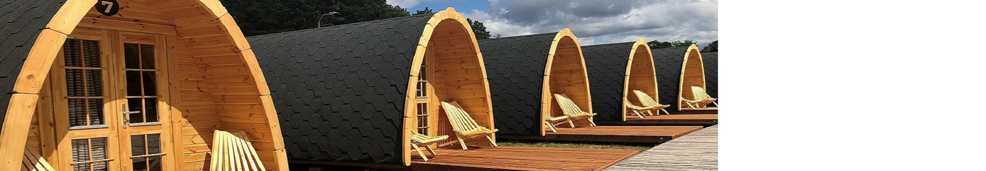 Campings Pods