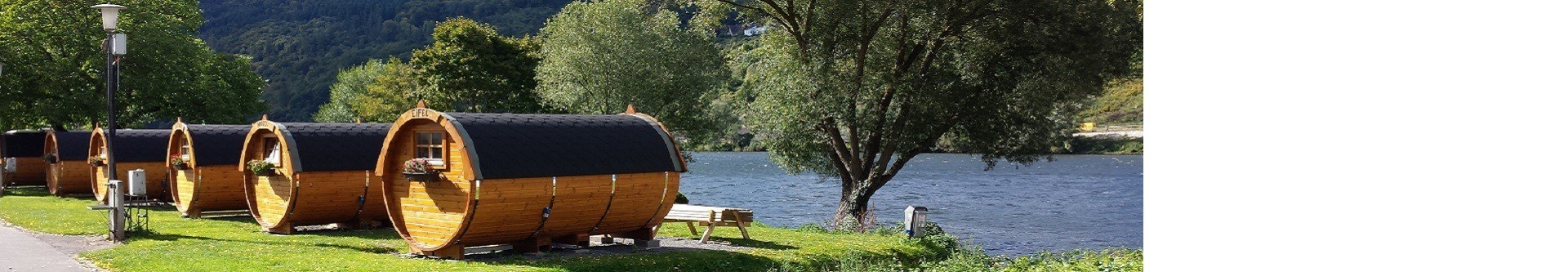 Camping Barrils - Caseta Barril