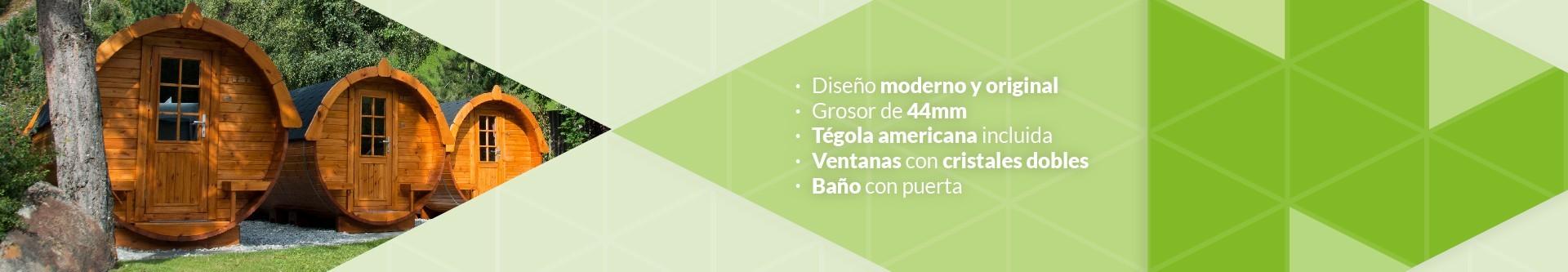 Casetas Barril (Camping Barril)