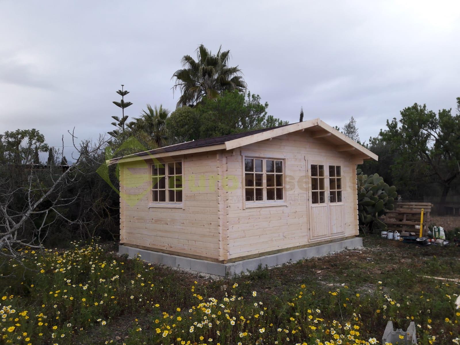 Caseta de madera ALTEA 5x4» — Palma de Mallorca