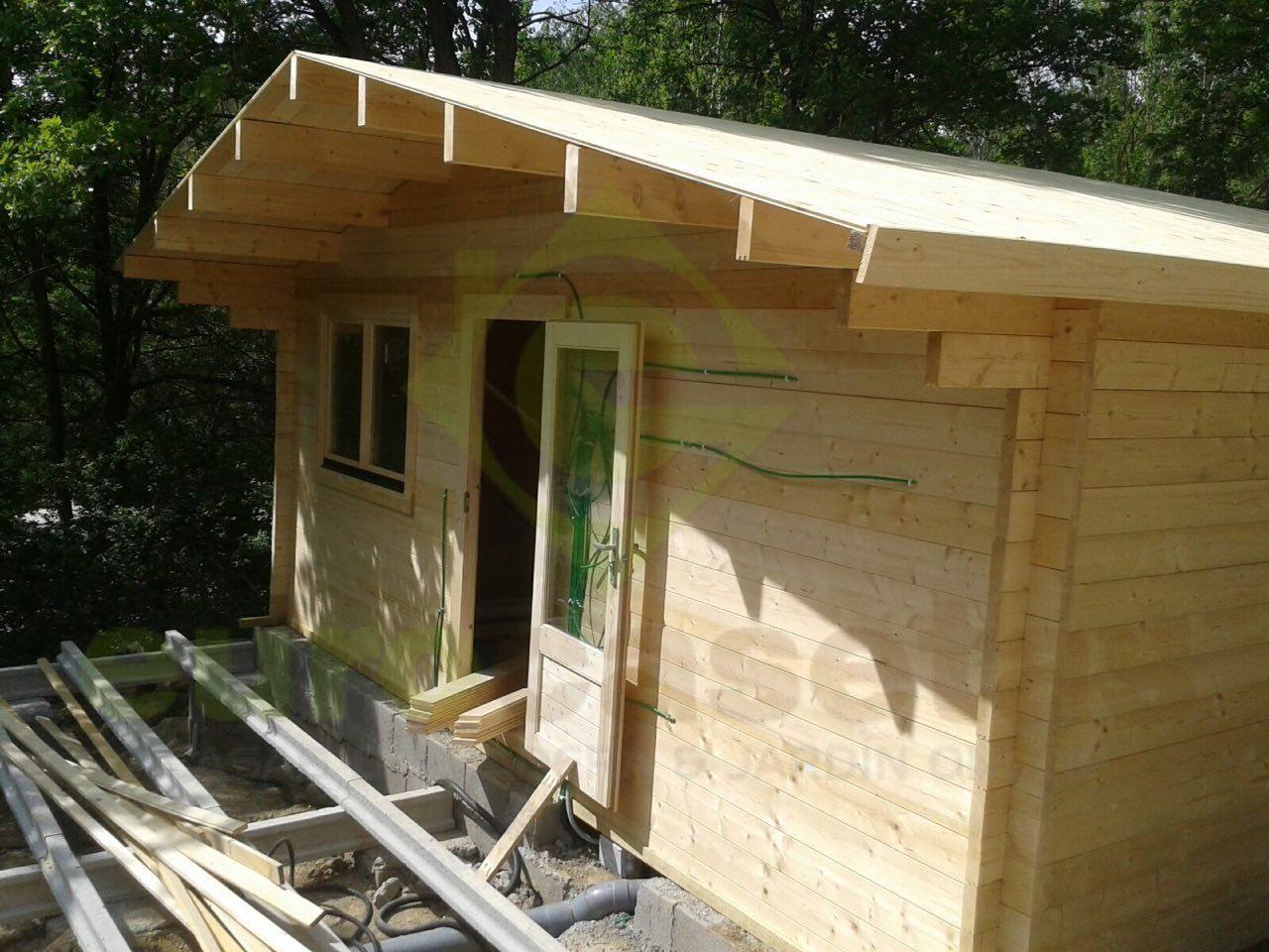 Casa de madera FAY -B