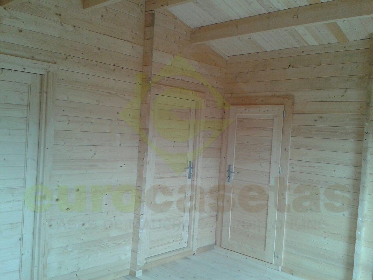 Casa de madera FAY-B