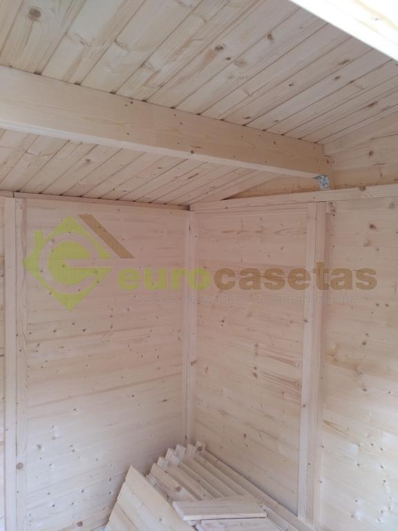 Trastero de madera LEIF 4.2m2 — en San Sebastián